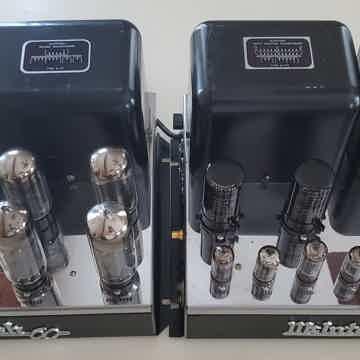 Pair of McIntosh MC-60 Audio Engineer Owned, Rebuilt, u...