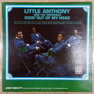 Little Anthony And The Imperials - Goin' Out Of My Head...