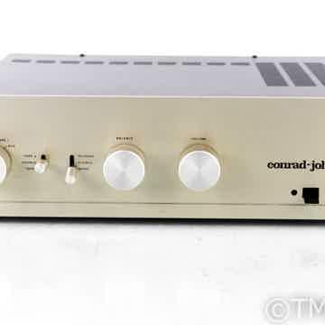 Conrad Johnson PV6 Vintage Stereo Tube Preamplifier