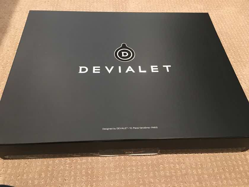 Devialet Expert 200. Integrated amplifier w/ DAC and phono stage