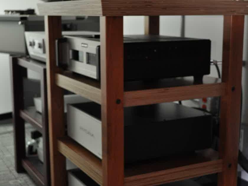"Core Audio Designs ""plyKRAFT"" 4L Cherry 4 Rigid high mass audio rack"