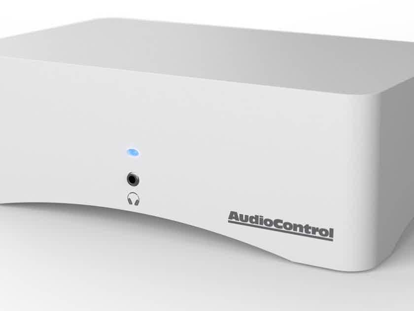 Audio Control Rialto 400 Stereo Power Amplifier; DAC (New) (25821)
