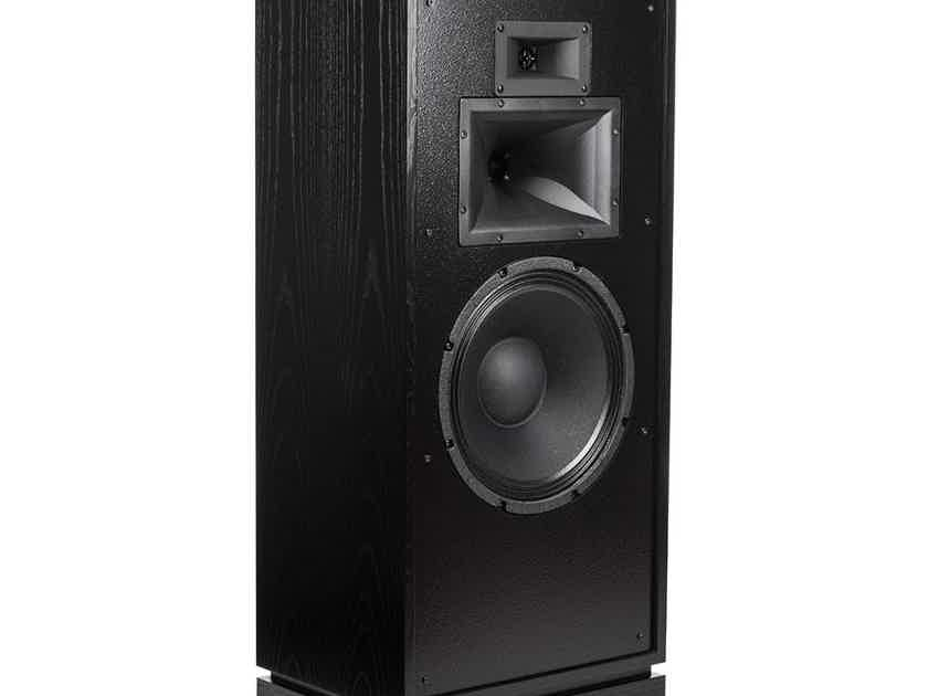 Klipsch Forte III -Black Ash (Pair) **Open Box**