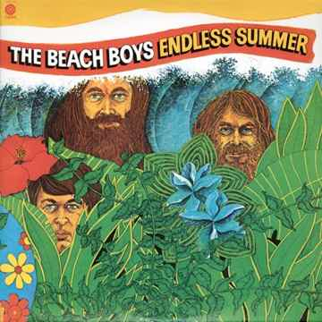 Endless Summer 180 gram 2LPs Limited Edition