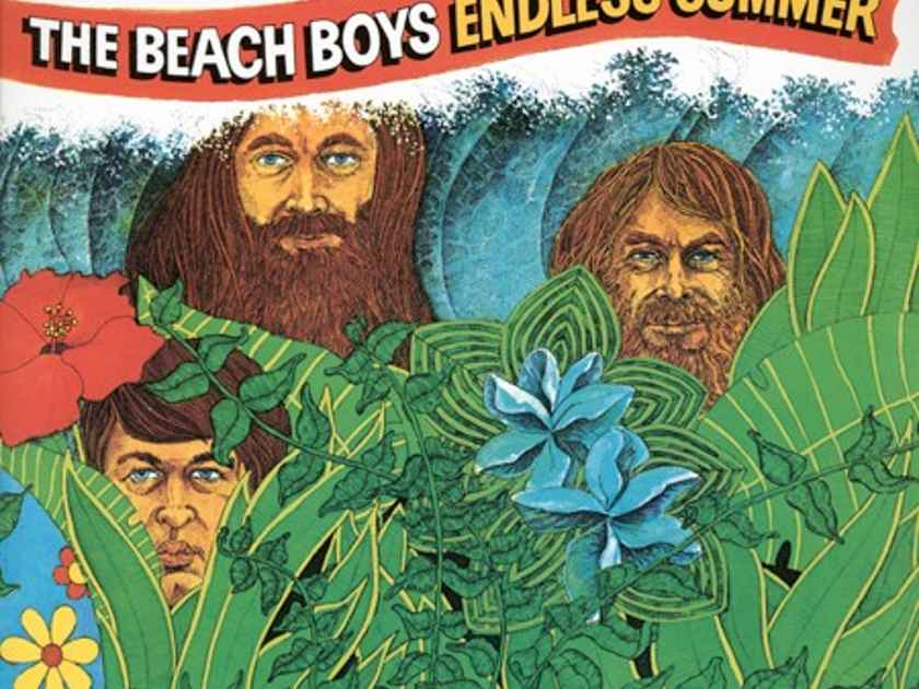 Beach Boys Endless Summer 180 gram 2LPs Limited Edition
