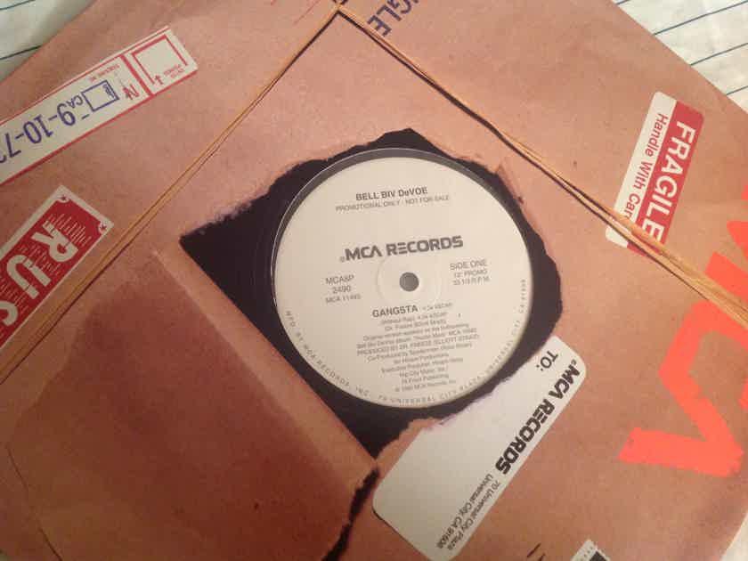 Bell Biv DeVoe Gangsta MCA Records Promo 12 Inch EP