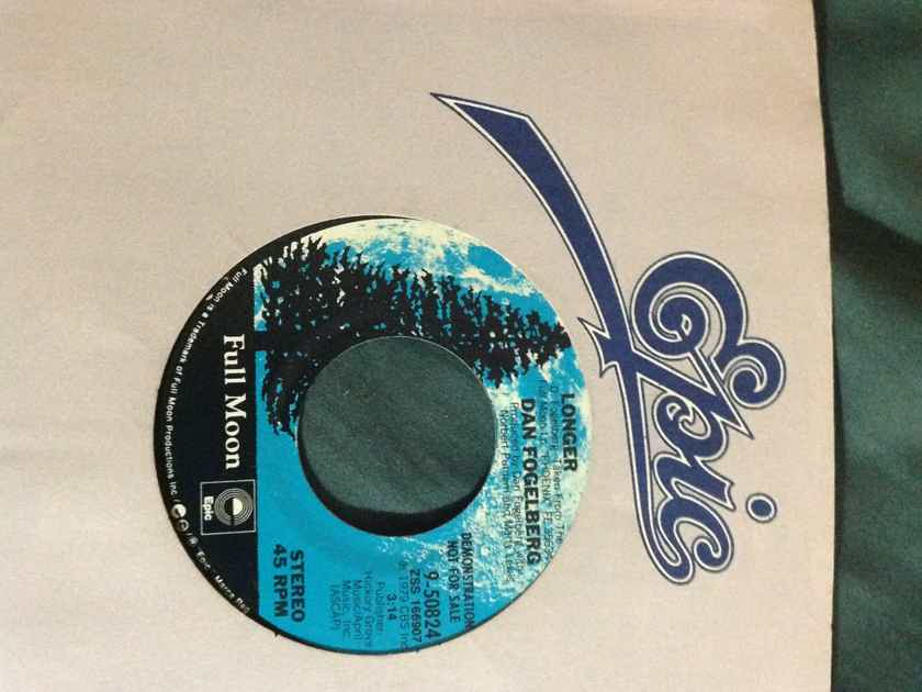 Dan Fogelberg  - Longer Promo 45 NM