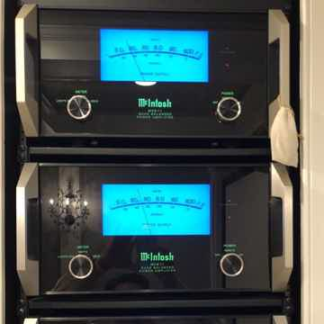 McIntosh MC611 MC 611 pair of monobloc amplifiers