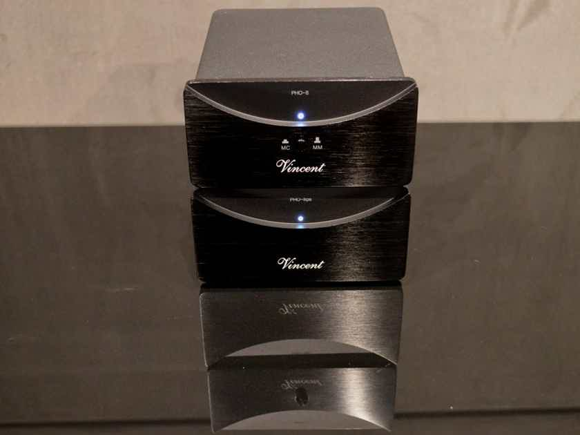 Vincent PHO-8 Phono Pre-amplifier with External Power Supply