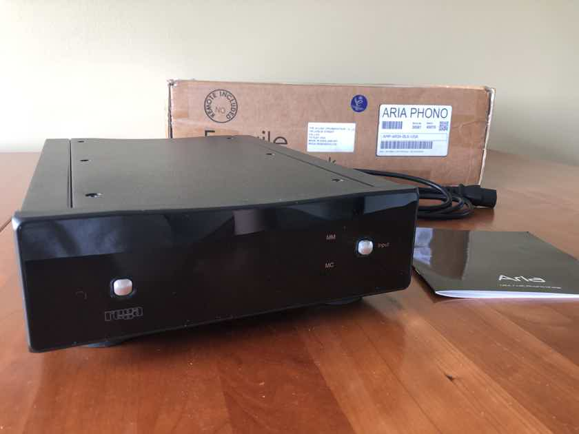 Rega Aria  MM/MC Phono Preamplifier