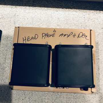 "HeadRoom Headphone Amp, DAC and Power Supply, ""Triple Stack"""
