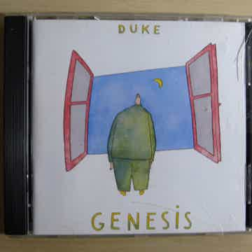 Genesis - Duke - 1995 Canada Definitive Edition Remaste...