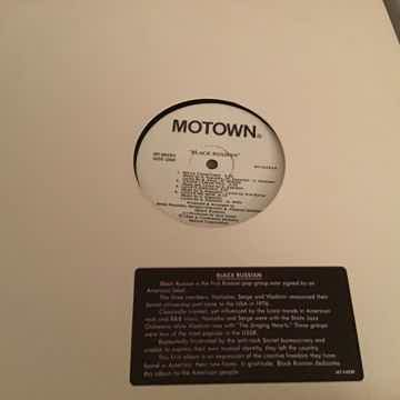 Black Russian Motown Promo LP Black Russian