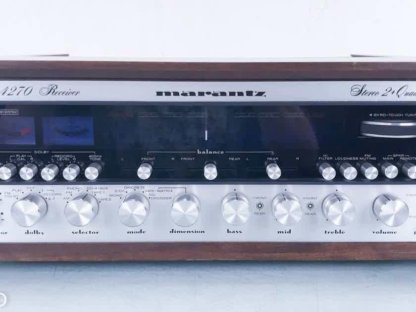 Marantz Model 4270 Vintage Stereo / Quadraphonic Receiver  (14983)