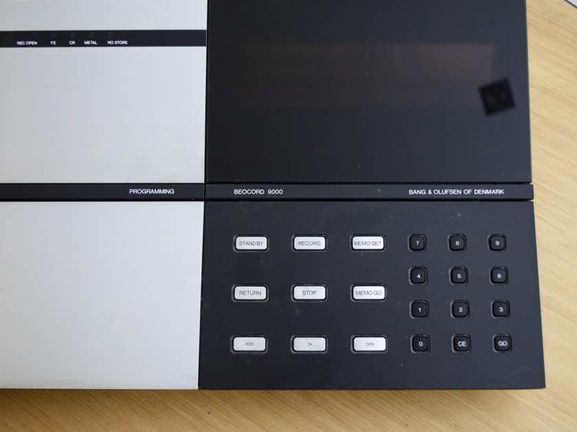 Bang & Olufsen Beocord 9000, Beomaster 6000, Beogram TX