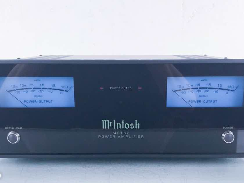 McIntosh MC152 Stereo Power Amplifier MC152 (14519)