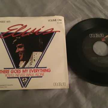 Elvis Presley  You'll Never Walk Alone 45 With Picture ...