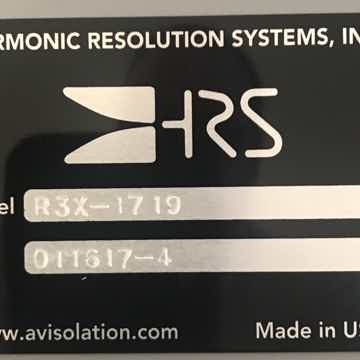 Harmonic Resolution Systems R3X-1719-RD-Silver