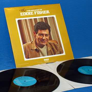 "Eddie Fisher -  ""The Greatest Of..."" - RCA 1975"