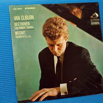"BEETHOVEN / Cliburn  - ""Les Adieux Sonata"" -  RCA 1966 ..."