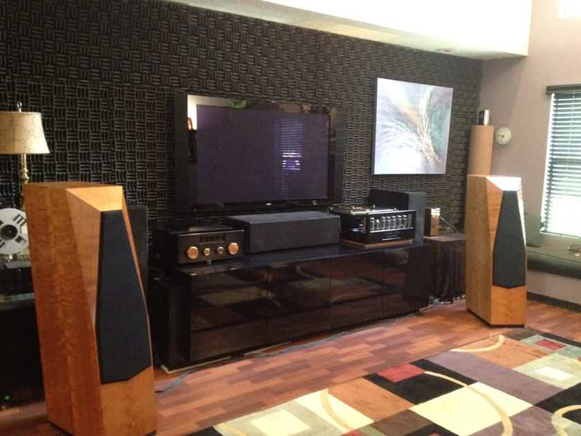 Avalon Acoustics Radian HC Spectral 2C3D plus extras, Trades, split shipping.