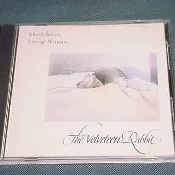 Meryl Streep George Winston CD Velveteen Rabbit DD 3007