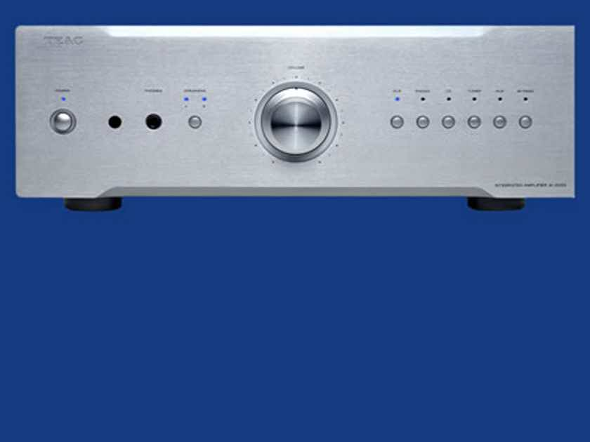 Teac AI-2000 amazing integrated amp
