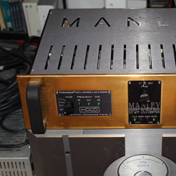Manley Gold Reference DAC