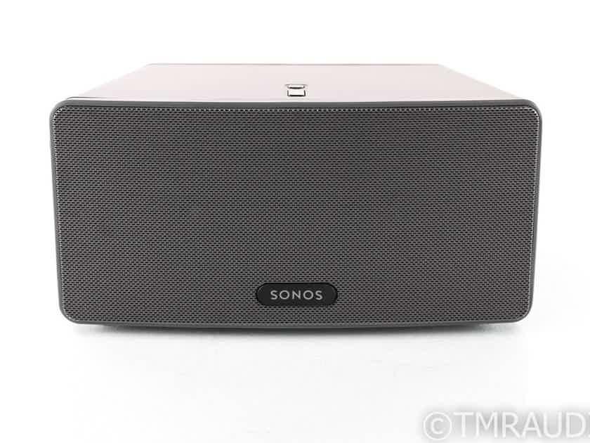 Sonos Play:3 Wireless Network Speaker; Black; Play 3 (27825)