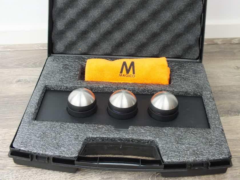 Magico QPODS tuning feet (1 set of 3)