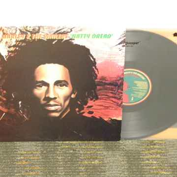 "Bob Marley ""Natty Dread"" UK import Island ILPS 9281"