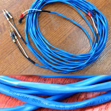 Cables - for sale separately