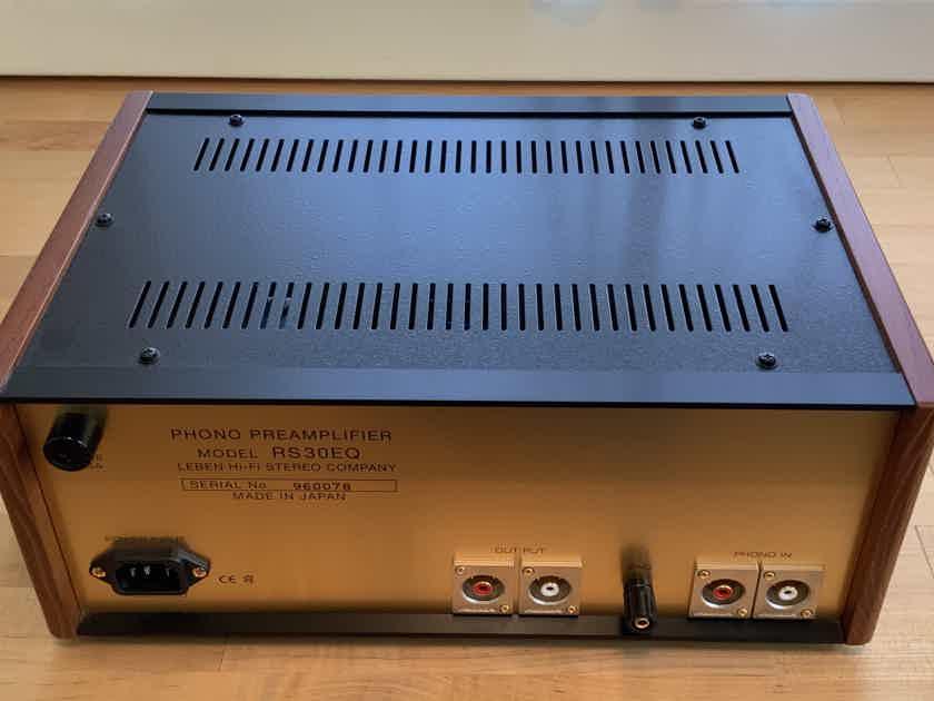 Leben Hi-Fi Stereo Co. RS-30eq