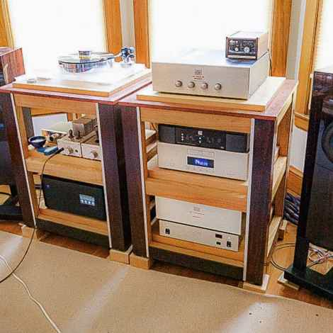 Audio Note AN-E SEC Silver Full-range Loudspeakers