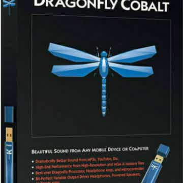 AudioQuest DragonFly Cobalt USB