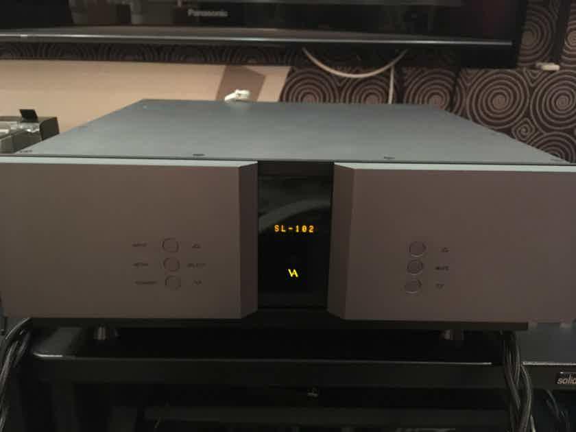 Vitus Audio SL-102 Best ever solid state preamp Vitus audio