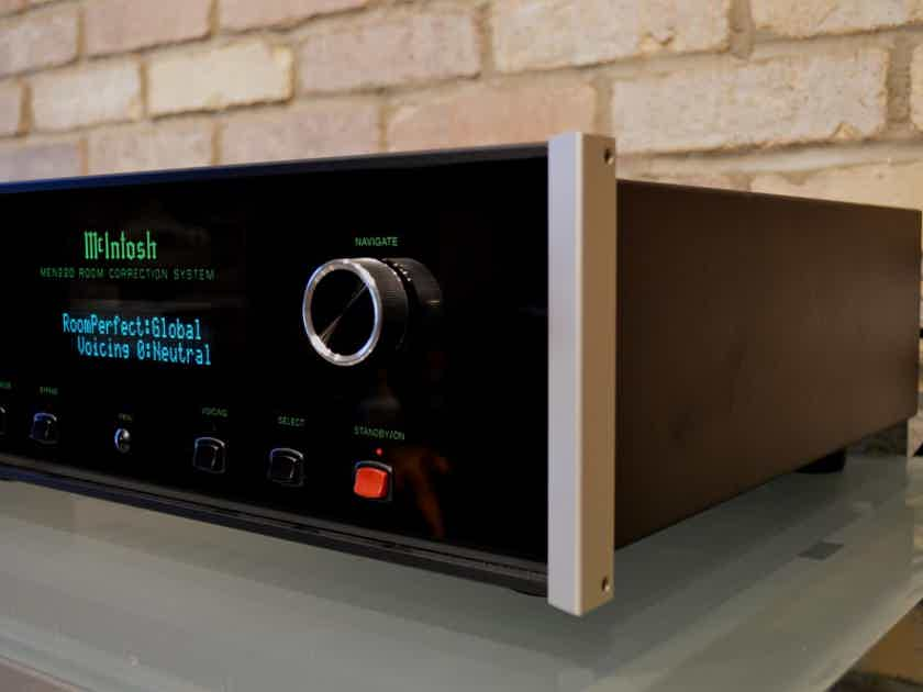 McIntosh MEN-220 Reference Room Correction Processor - Full System