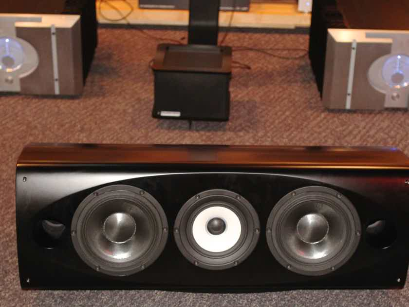 TAD S-7EX Large Center Channel Speaker - Pioneer