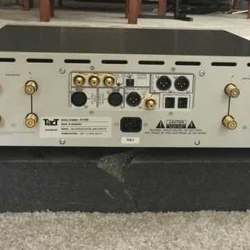 Rear (shows original Mk II sticker)