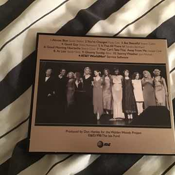 Various Joni Mitchell Stevie Nicks Bjork Others AT & T ...