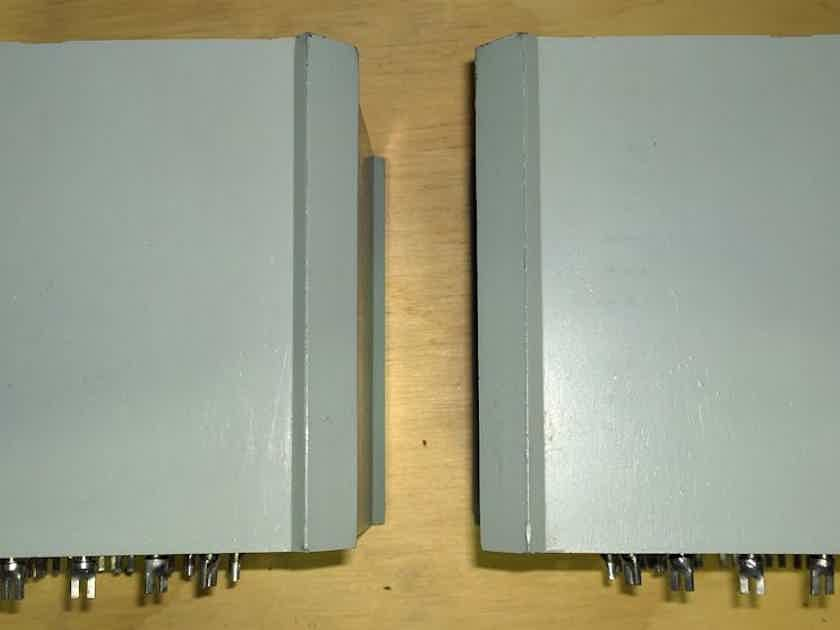 UTC LS-34 Pair Brand New High Level Line Matching Potted Transformers