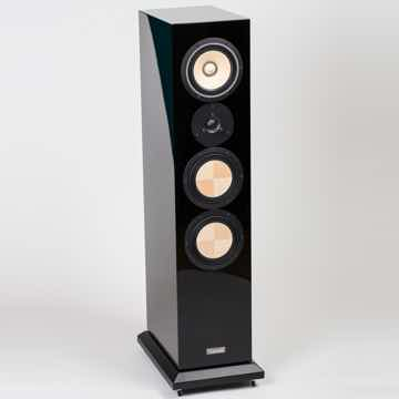 Contrast Audio Black Moon in Black finish