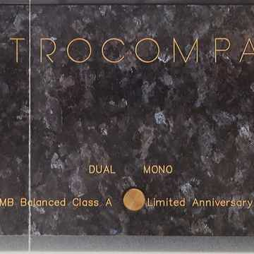 Electrocompaniet DMB 100 Limited Anniversary
