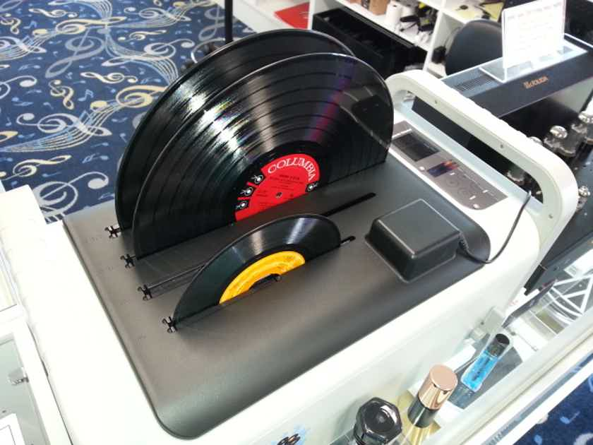 Kirmuss Audio KA-RC-1 Ultrasonic Vinyl Cleaning System