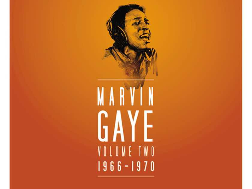 Marvin Gaye Box Set of 7 LP's - Vol. @