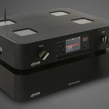 Ayon Audio S5 Network Player preamplifier