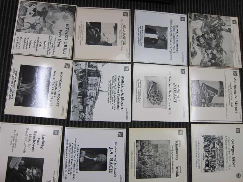 12 MHS Classical LPS, Ex Condition  Rimsky-Korsakov, Beethoven,Mozart, Bach