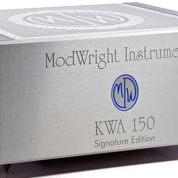ModWright KWA-150SE - AMAZING SOUND