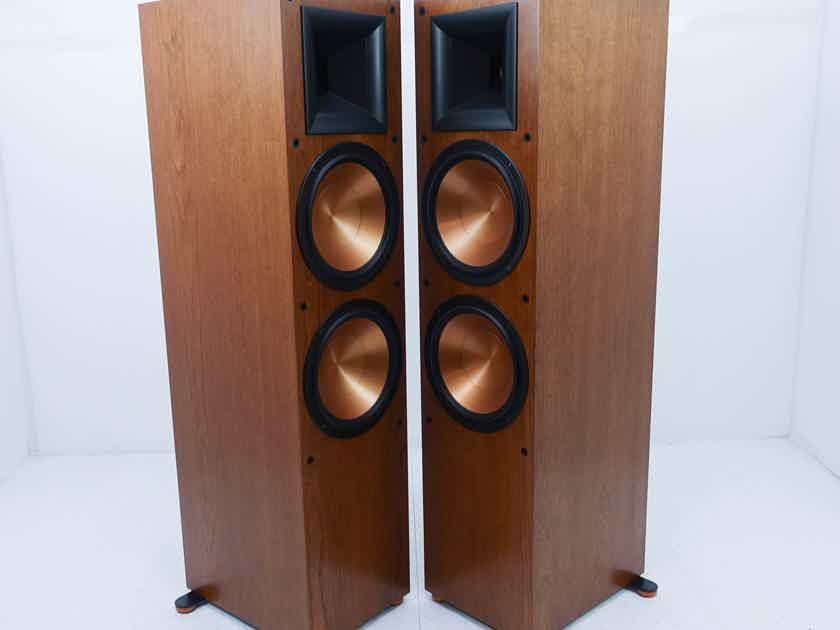 Klipsch RF-7 II Floorstanding Speakers Cherry Pair (15159)