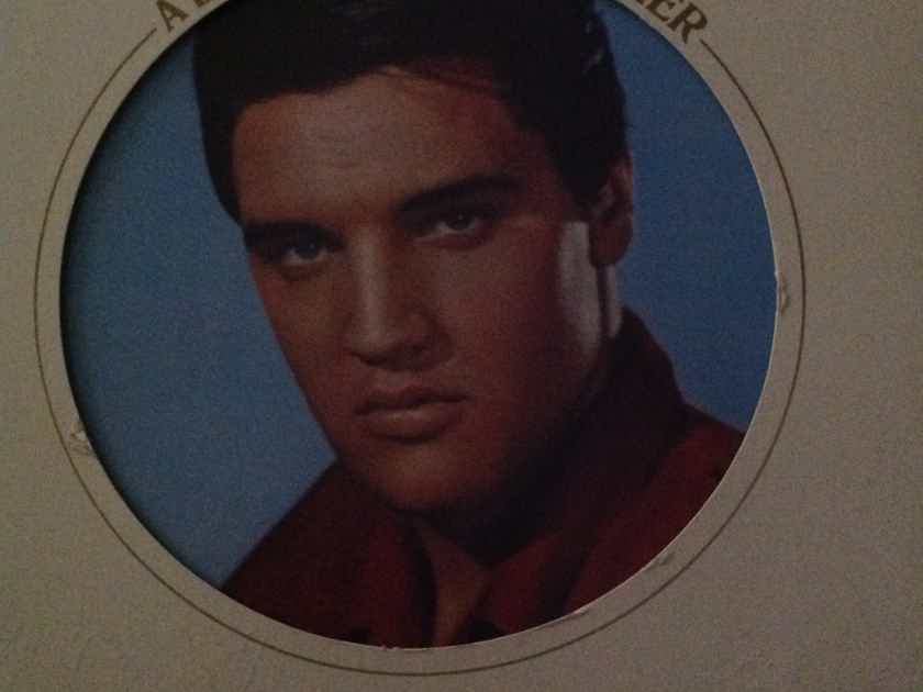 Elvis Presley  - A Legendary Performer Volume 3 RCA Records Promo Stamp Back Cover Vinyl LP NM